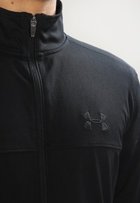 Under Armour - SPORTSTYLE JACKET - Trainingsvest - black - 4
