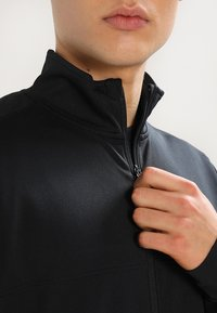 Under Armour - SPORTSTYLE JACKET - Trainingsvest - black - 3