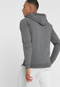 Under Armour - RIVAL  - Training jacket - charcoal light heather/black - 2