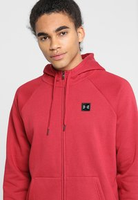 Under Armour - RIVAL  - Trainingsvest - red - 3