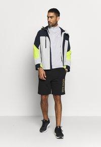 Under Armour - Camiseta de deporte - halo gray/white - 1