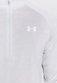Under Armour - Camiseta de deporte - halo gray/white - 6