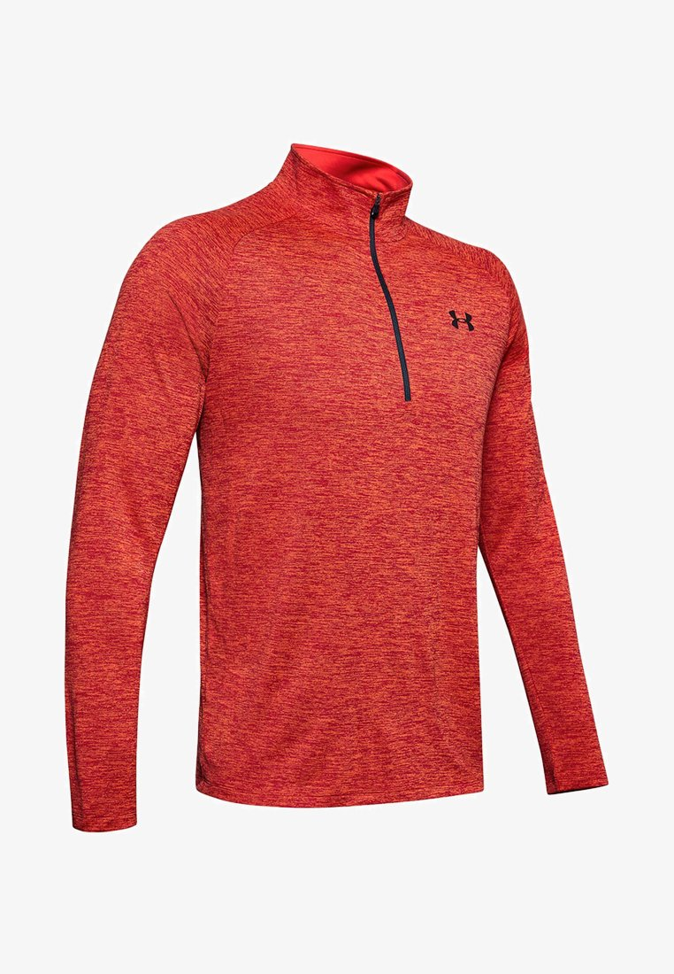 Under Armour - Sports shirt - martian red