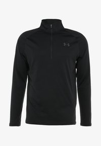 Under Armour - Sports shirt - black/charcoal - 4