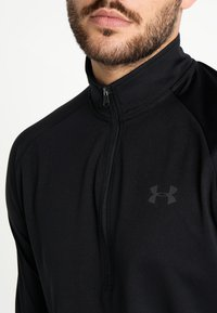 Under Armour - Sports shirt - black/charcoal - 5