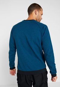 Under Armour - SPORTSTYLE CREW - Collegepaita - teal vibe/black - 2