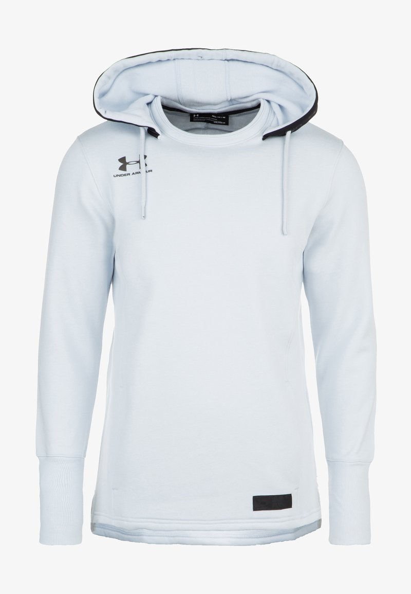 Under Armour - ACCELERATE OFF PITCH  - Jersey con capucha - halo grey