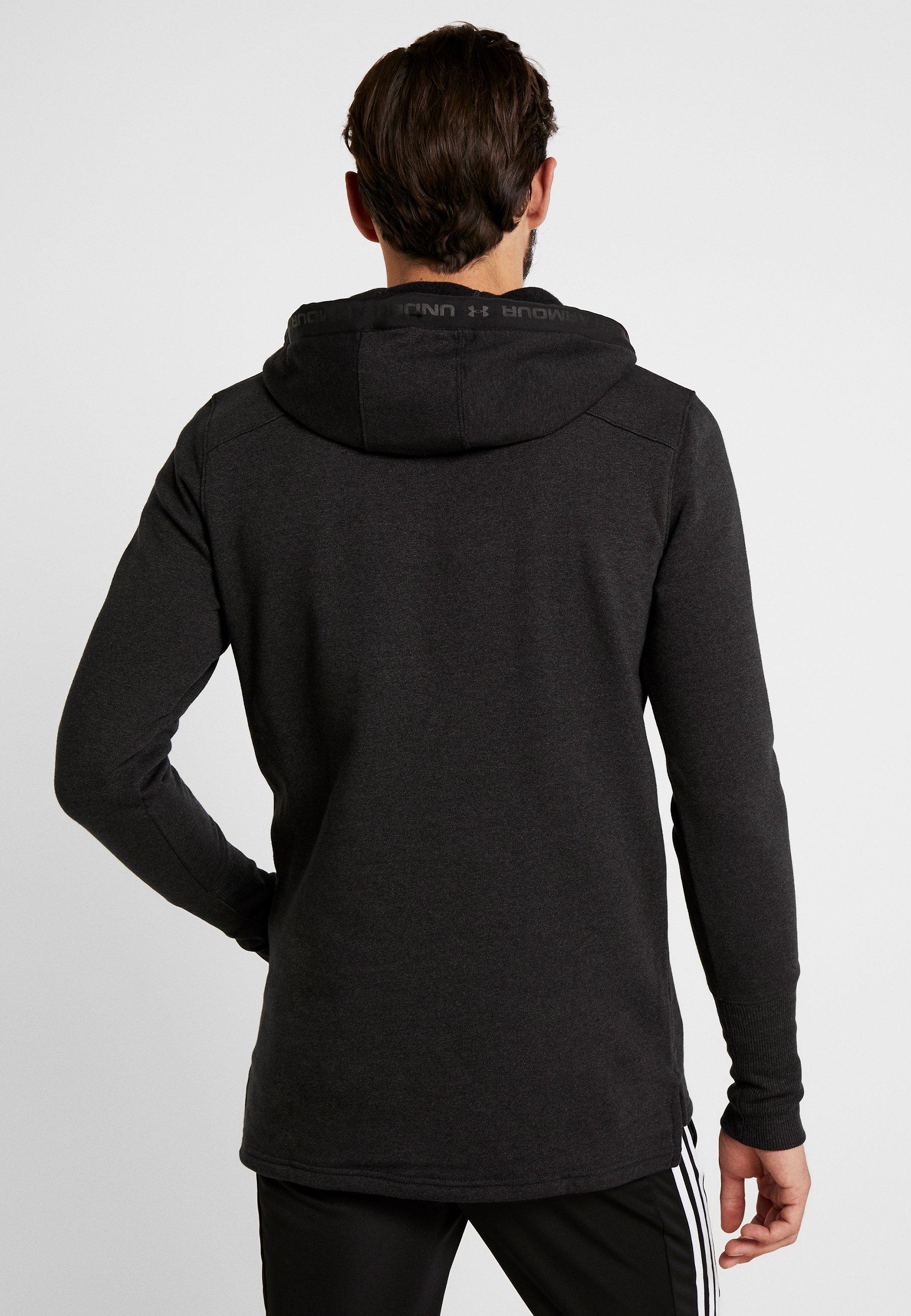 Black metallic Capuche Black Under Off À Pitch Accelerate Armour HoodieSweat LpMzjSVUqG