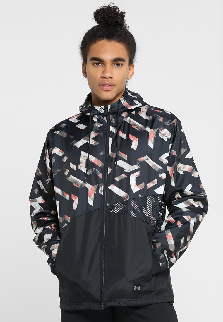 Under Armour - UNSTOPPABLE WINDBREAKER - Treningsjakke - black