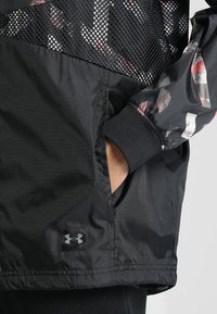 Under Armour - UNSTOPPABLE WINDBREAKER - Treningsjakke - black - 5