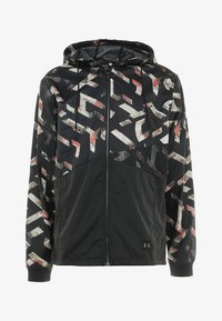 Under Armour - UNSTOPPABLE WINDBREAKER - Treningsjakke - black - 4