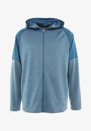 MK1 TERRY FZ HOODIE - Sweatjakke /Træningstrøjer - petrol blue