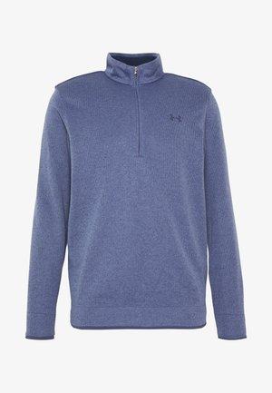 SWEATERFLEECE 1/2 ZIP - Sweatshirt - blue ink/academy