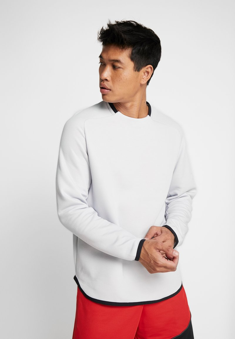Under Armour - MOVE LIGHT CREW - Sweater - halo gray/full heather