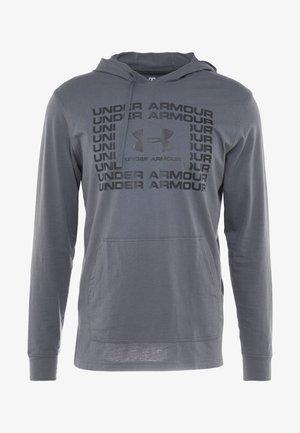 Koszulka sportowa - pitch gray/black