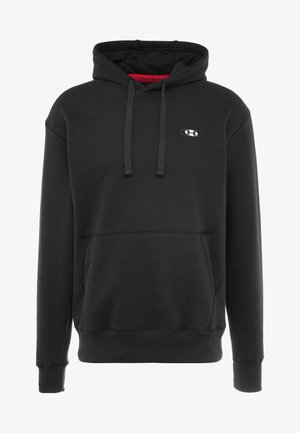 PERFORMANCE ORIGINATORS HOODIE - Jersey con capucha - black