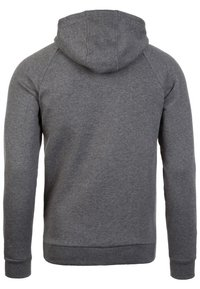 Under Armour - RIVAL - Mikina skapucí - charcoal light heather - 1