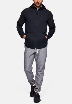 UNSTOPPABLE MOVE LIGHT HOODIE - Zip-up hoodie - black