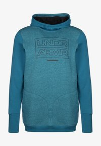 Under Armour - Hættetrøjer - blue - 0