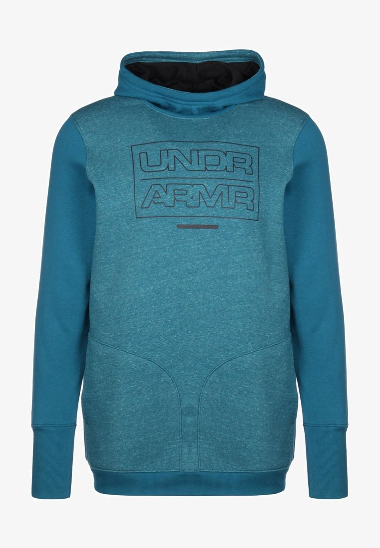 Under Armour - Hættetrøjer - blue