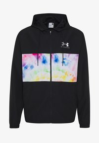 Under Armour - PRIDE SPORTSTYLE WIND HOODED JACKET - Veste coupe-vent - white/black - 3