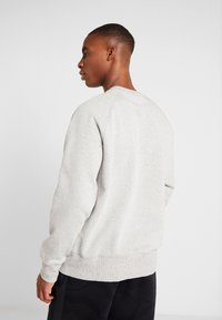 Under Armour - SPECKLED FLEECE CREW - Sweater - light grey - 2
