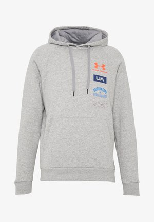 RIVAL ORIGINATORS HOODIE - Sweat à capuche - steel light heather/beta