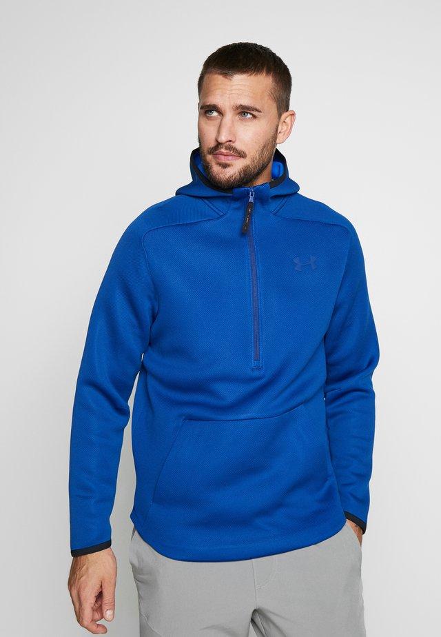 MOVE HOODIE - Felpa con cappuccio - american blue