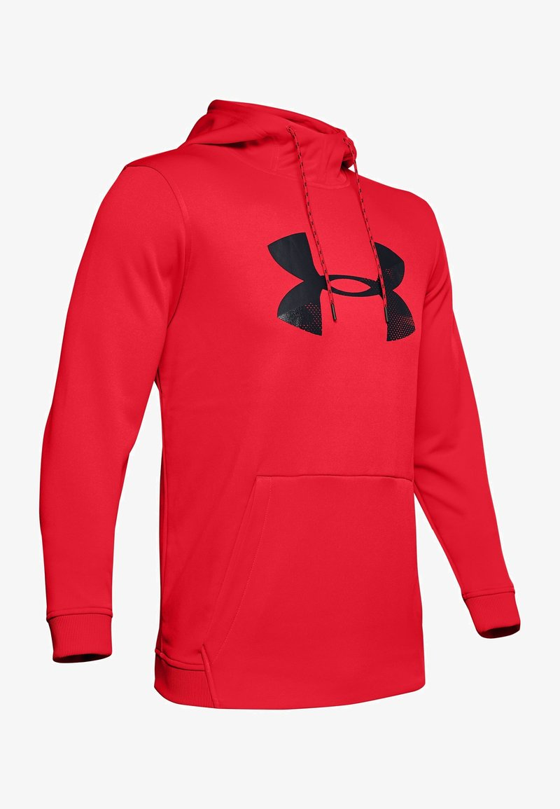Under Armour - GRAPHIC - Hoodie - red