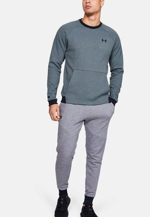UNSTOPPABLE 2X KNIT CREW - Jumper - wire
