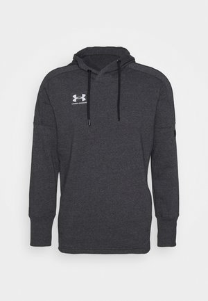 ACCELERATE OFF PITCH HOODIE - Felpa con cappuccio - dark grey melange