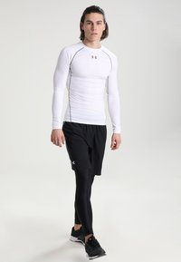 Under Armour - COMP - Sports shirt - weiß/grau - 1