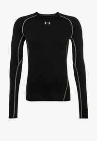 Under Armour - COMP - Sports shirt - schwarz/grau - 5