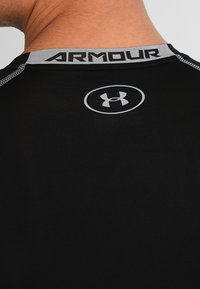Under Armour - COMP - Sports shirt - schwarz/grau - 4