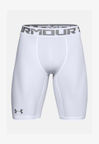 Under Armour - HG ARMOUR 2.0 LONG SHORT - Base layer - white - 0