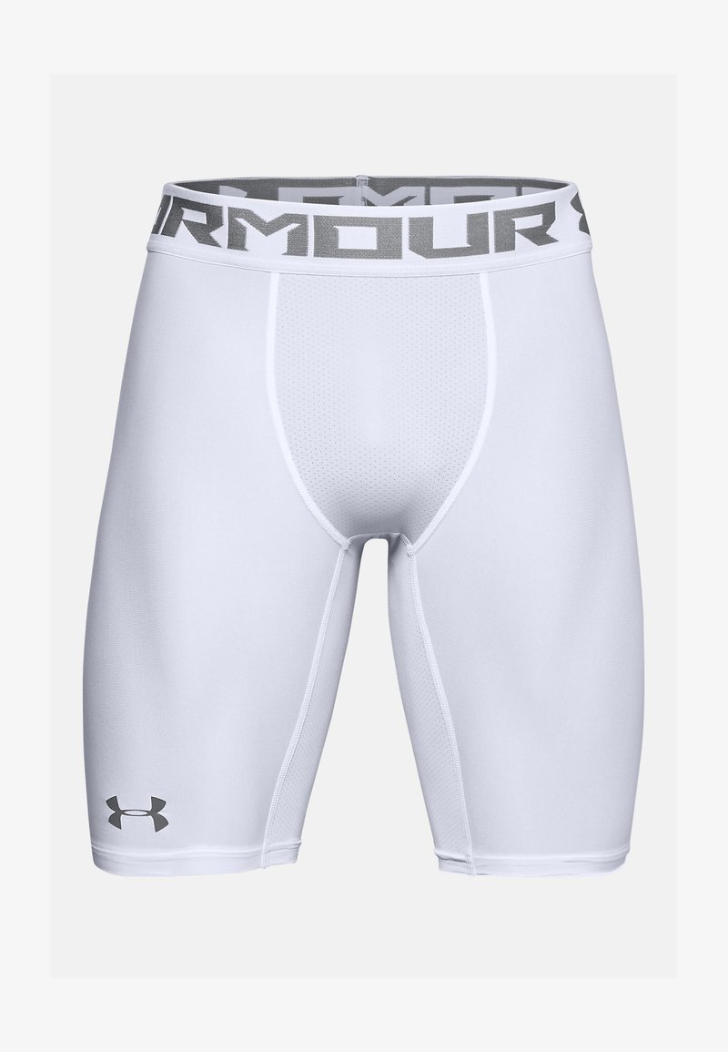 Under Armour - HG ARMOUR 2.0 LONG SHORT - Base layer - white