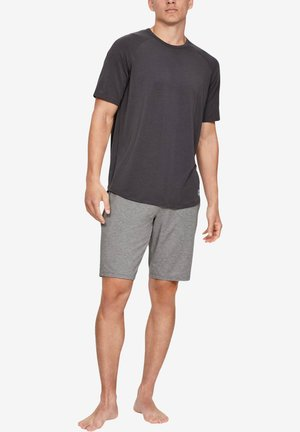 RECOVERY SLEEPWEAR SHORT - Outdoor shorts - graphit