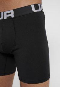 Under Armour - CHARGED 3 PACK - Underkläder - black - 3