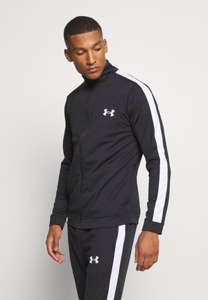 EMEA TRACK SUIT - Trainingsanzug - black