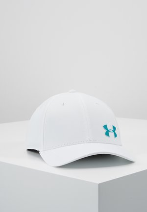 MENS GOLF HEADLINE 3.0 - Cap - white/teal rush