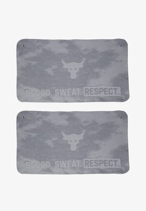 PROJECT ROCK TOWEL 2 PACK - Ručník - steel/mod gray