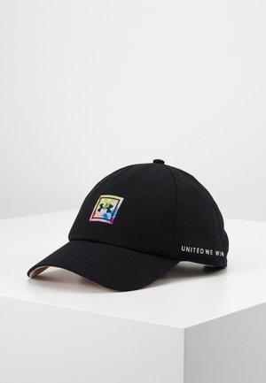 UNISEX PRIDE - Cap - black/black