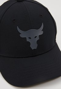 Under Armour - YOUTH PROJECT ROCK - Gorra - black/pitch gray - 2