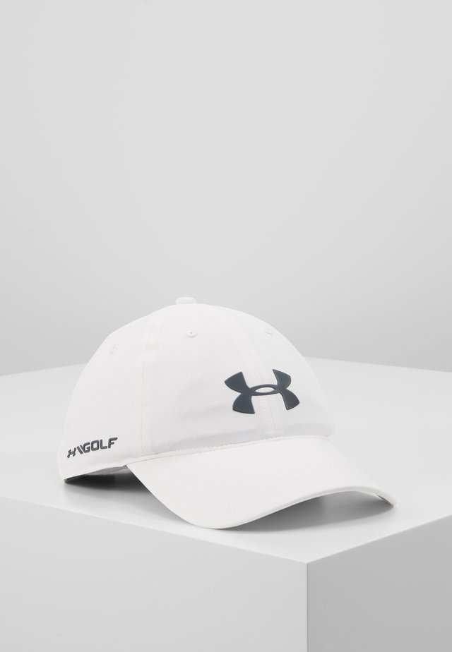 DRIVER HIGHLIGHT - Cappellino - white/pitch gray