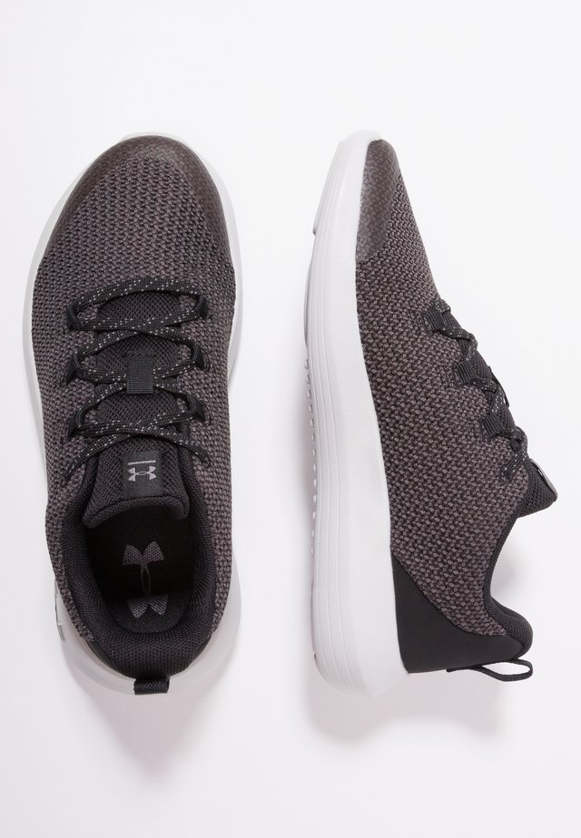 RIPPLE - Chaussures de running neutres - black/elemental/metallic gun metal