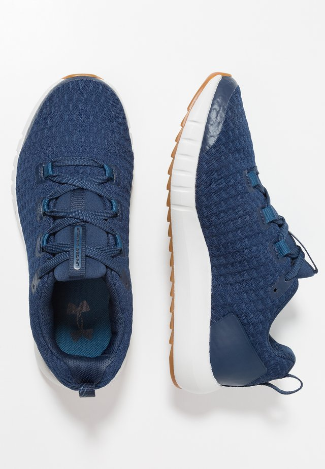 SUSPEND - Chaussures de running neutres - academy/elemental/petrol blue