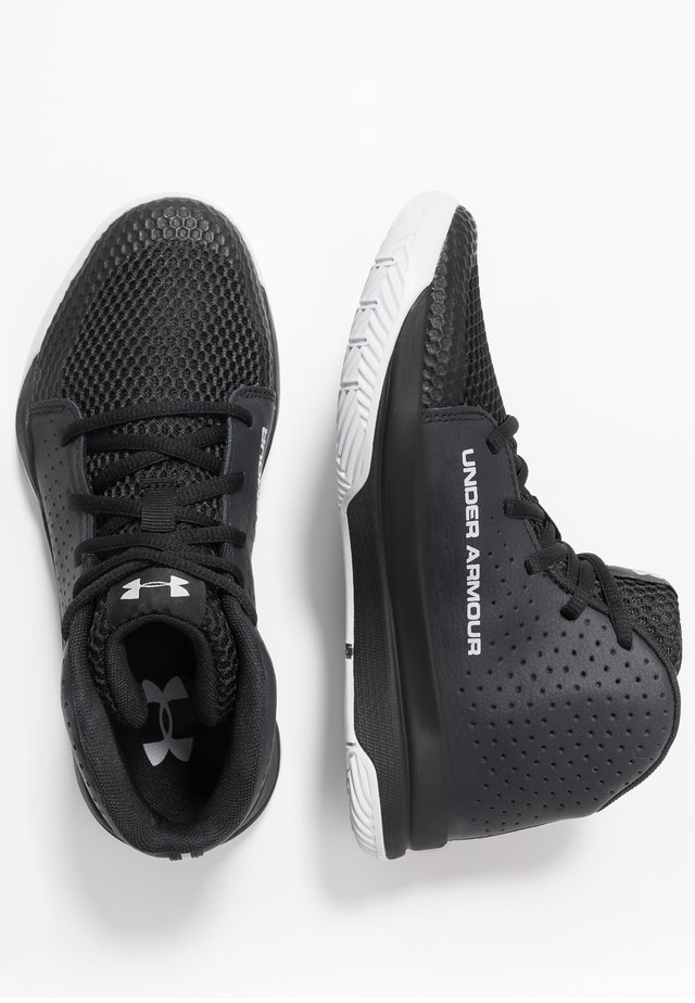 JET 2019 - Zapatillas de baloncesto - black/halo gray