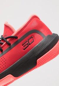 Under Armour - GS SC 3ZER0 III - Basketballsko - red/black - 2