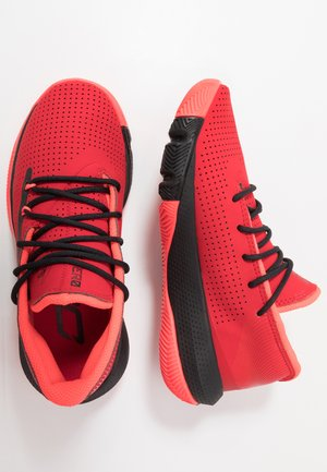 GS SC 3ZER0 III - Basketballsko - red/black