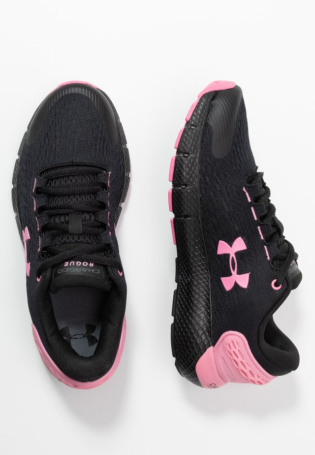 Chaussures de running neutres - black/lipstick
